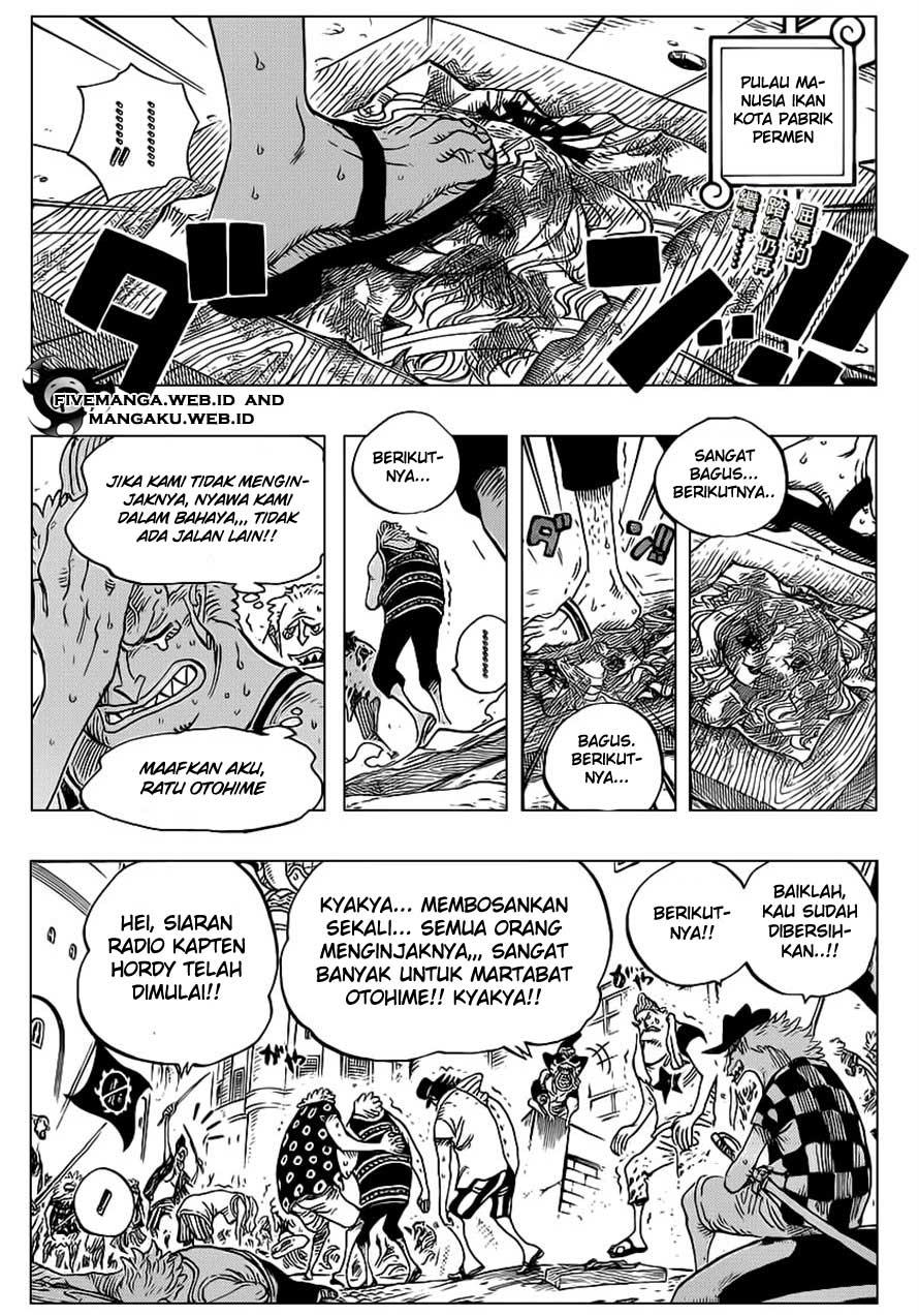 03 One Piece 628   Pembersihan