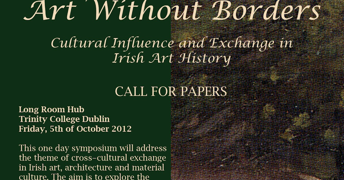 visual arts research call for papers The journal publishes research papers in three broad specific fields as follows   theatre & dance), religious studies, visual arts, women studies.