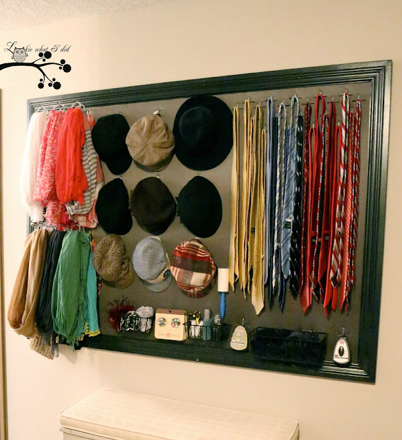 ... The Master Closet Had A Huge Blank Wall In The Closet And I Knew  Immediately That A Big His/her Closet Organizers Would Be Perfect For The  Wall.