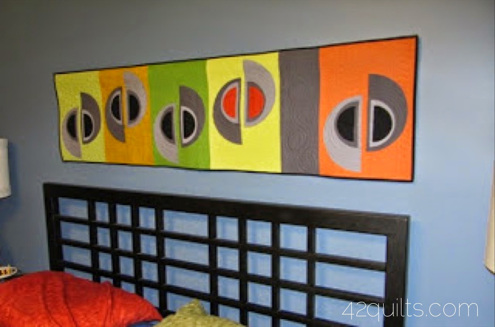 How To Hang A Quilt On The Wall how to hang a quilt 2015