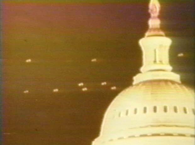 White House UFOs