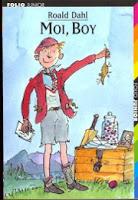 Moi, Boy, Roald Dahl