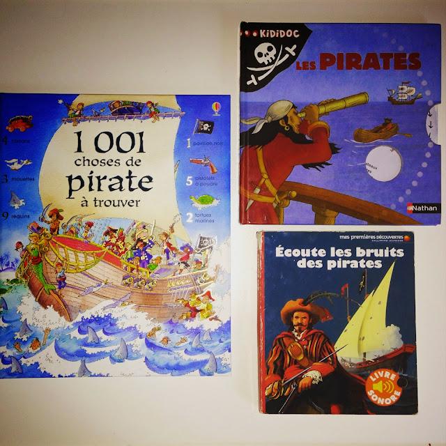livres de pirates