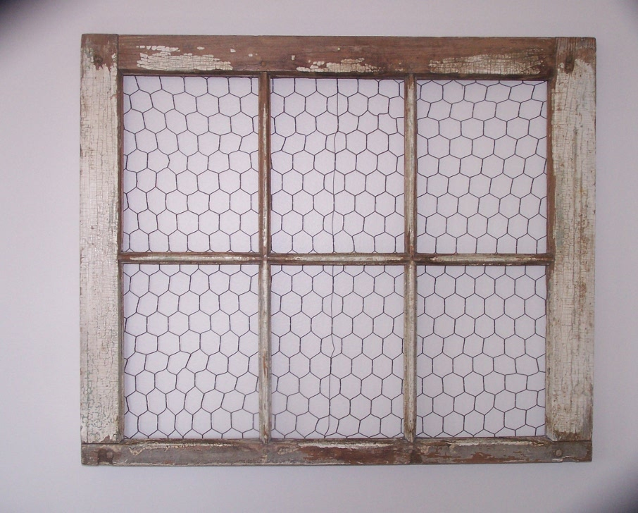 Quilted Nest: Old Window Project...
