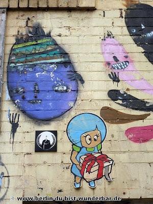 streetart, berlin, kunst, graffiti, street art, little lucy