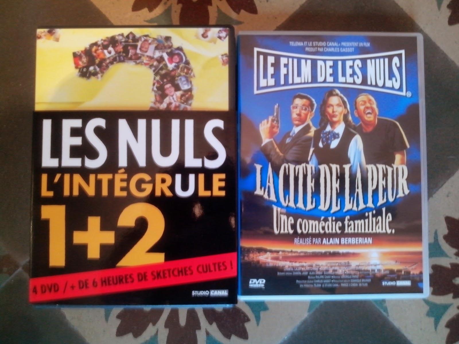Divers DVD a vendre Nuls