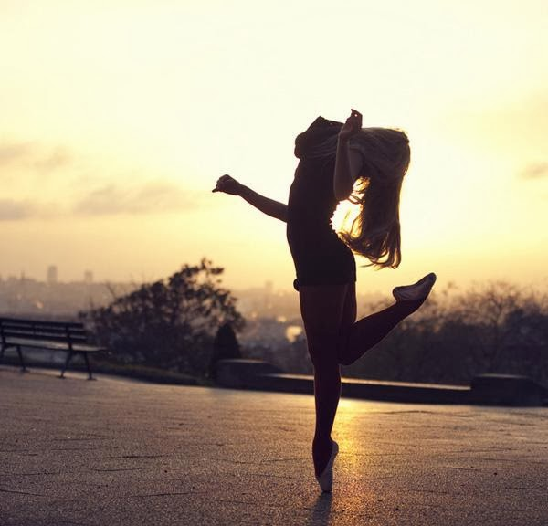 Cute Dance Photography by Little Shao