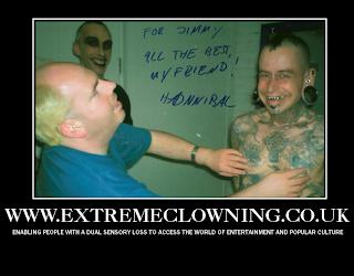 Extreme Clowning – Motivators 2012 #8