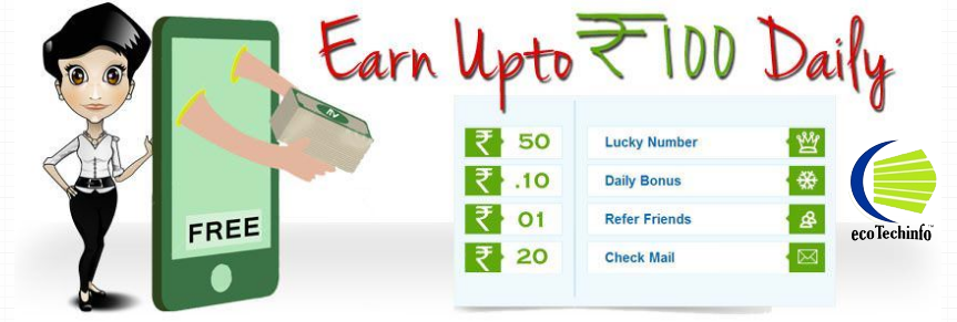 Free Recharge by easylaxmi