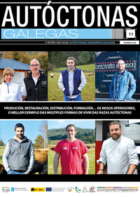 REVISTA: AUTÓCTONAS GALEGAS Nº 11