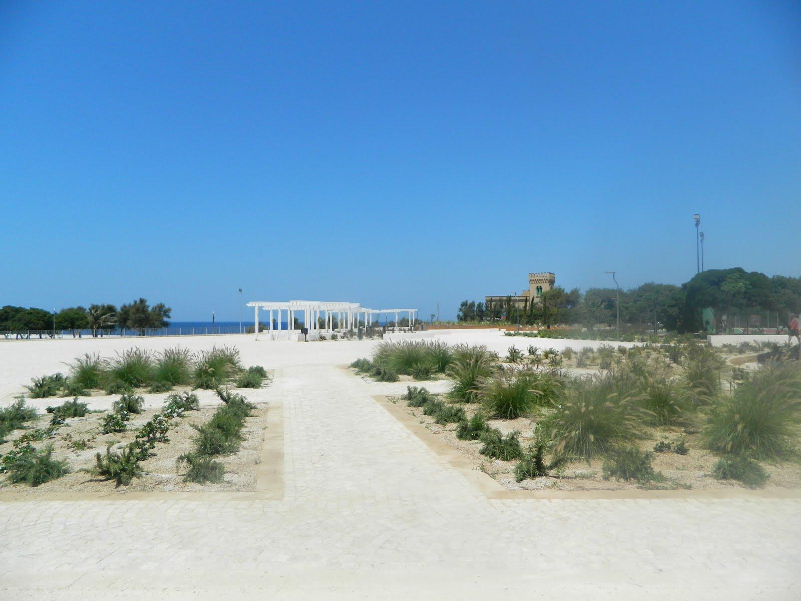 giardino costiero, torre suda