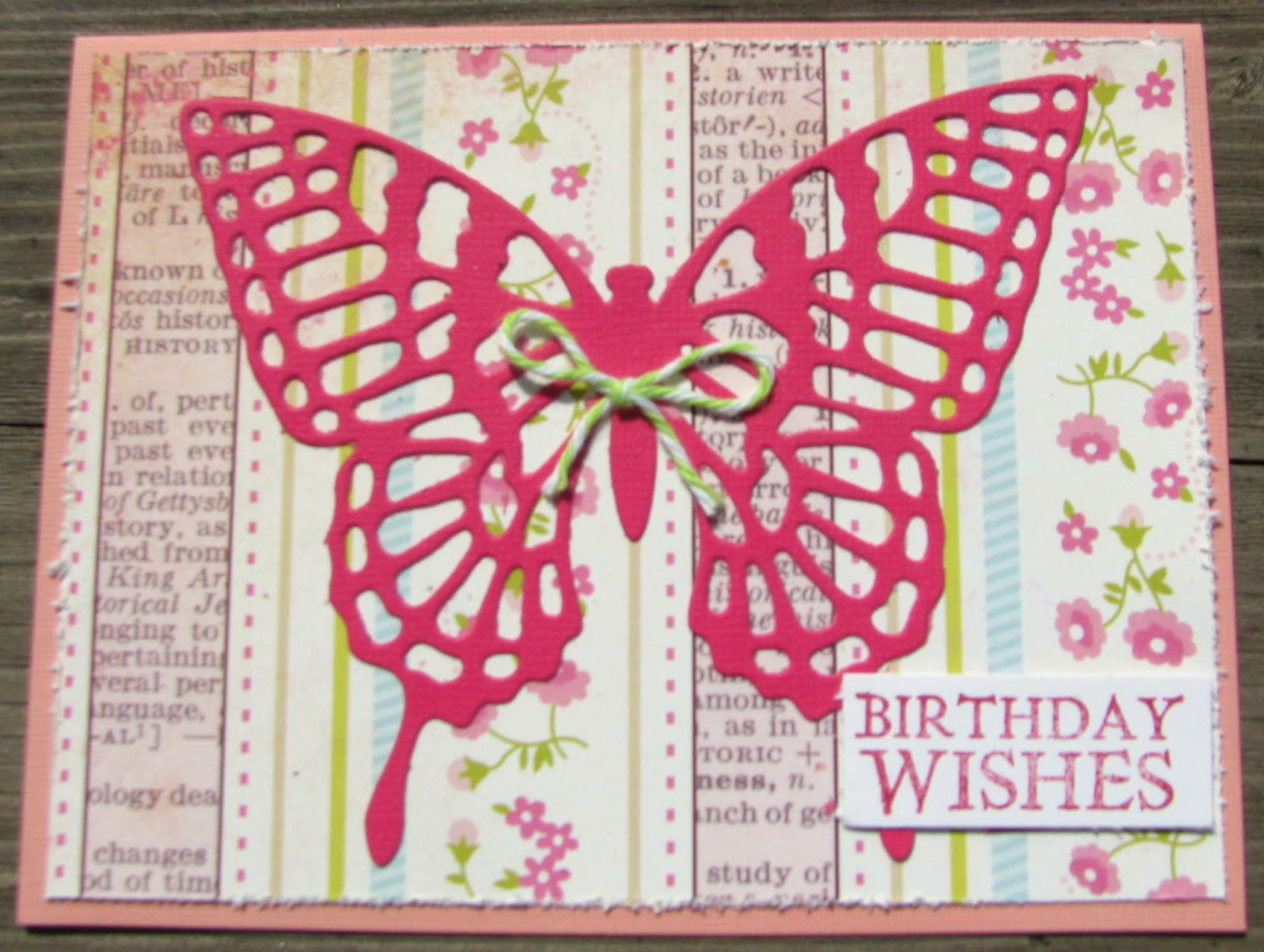 Uniquely me imperfections and all happy birthday month to my boss i made this birthday card for my boss who has an april birthday i am entering it in the simon says happy birthday challenge kristyandbryce Gallery