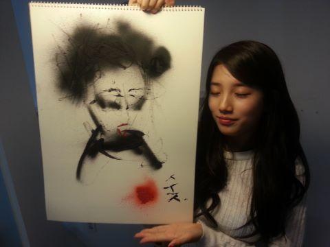 Lukisan Suzy