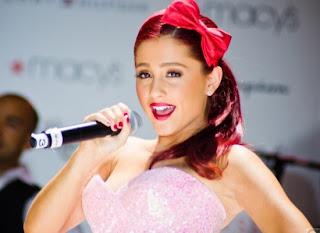 Ariana Grande American Actress