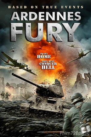 Ardennes Fury 2014 poster