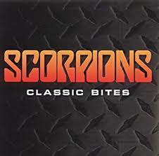 CD Scorpions – Classic Bites