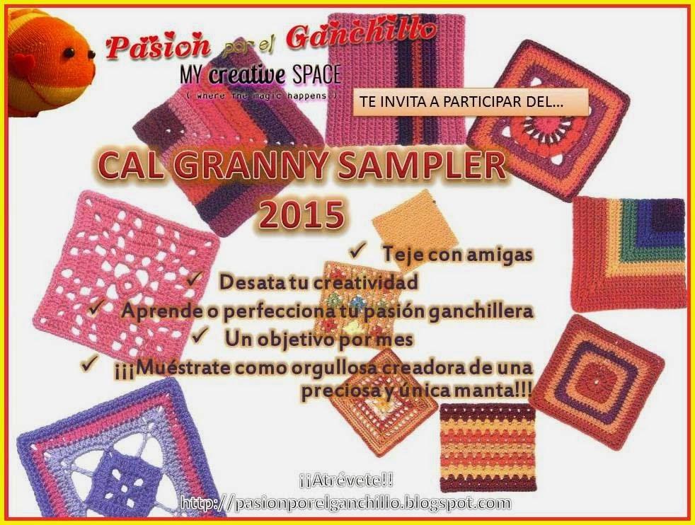CAL GRANNY SAMPLER 2015