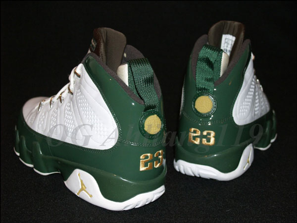 b1e5512e0c6344 ... wholesale heres a look at the air jordan 9 svsm lebron james pe sneaker  manthese are