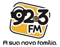 ouvir a Rádio 92,3 FM