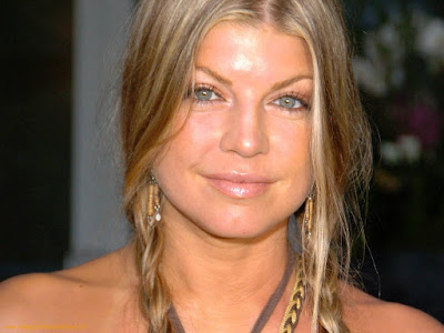 Fergie Beautiful Wallpaper