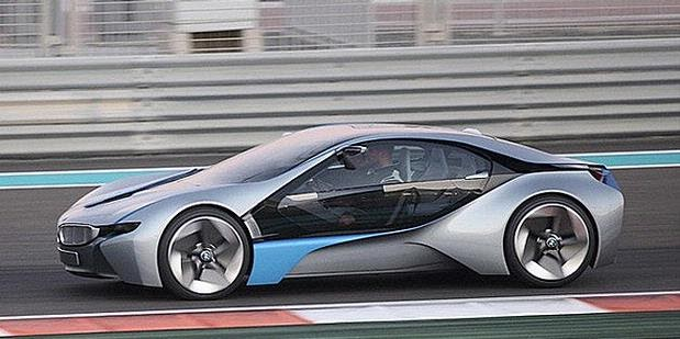 Bmw I8 Star In New Movie Quot Mission Impossible Quot Most Popular Car Concept Car New Car Used Car