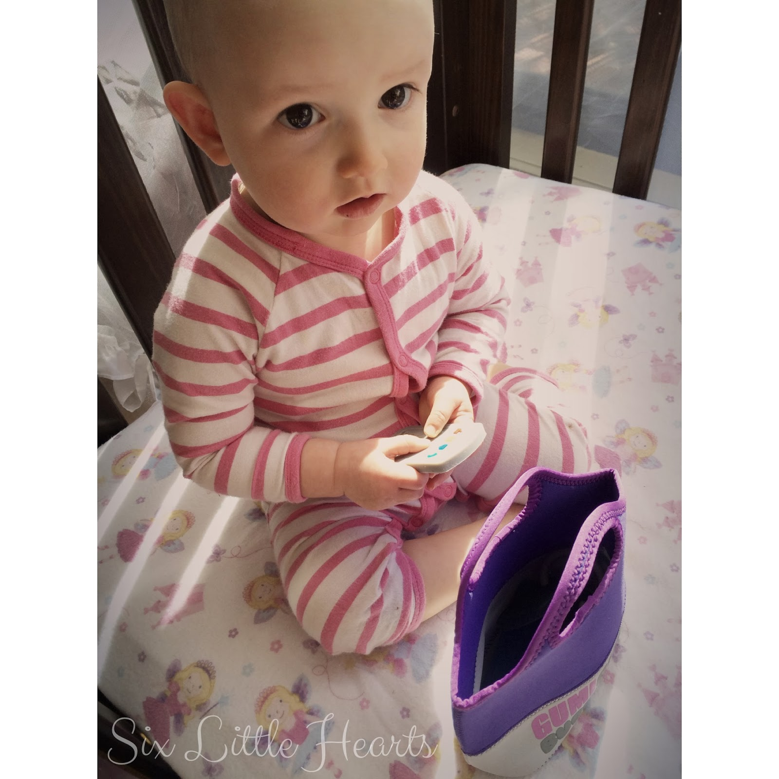 Six Little Hearts Gumigem Teething Toys The Bubba Bag