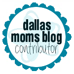 Dallas Moms Blog Contributor