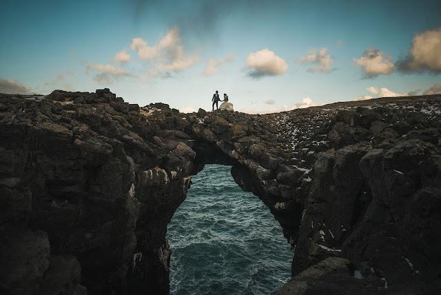 Concurso escolhe as melhores fotografias de casamento em paisagens naturais