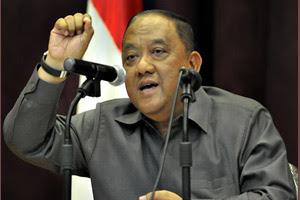 Kepala BIN, Letjen TNI Marciano Norman.