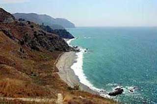 playas nudistas malaga de nerja maro