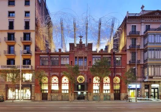 Fundació Antoni Tàpies Barcelona
