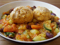 Hearty Dumpling Stew