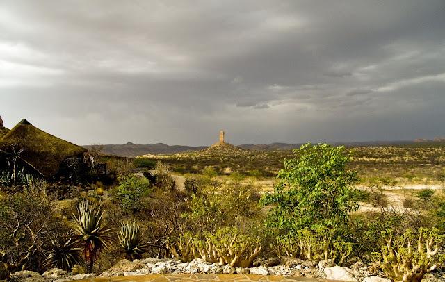 Namibia Vingerklip
