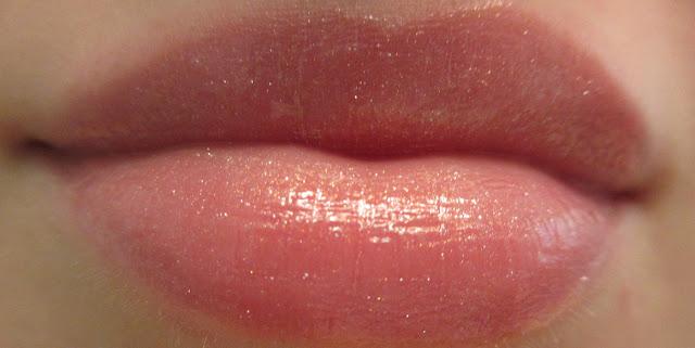 Borghese Eclissare ColorGlass Brightside Lip Swatch