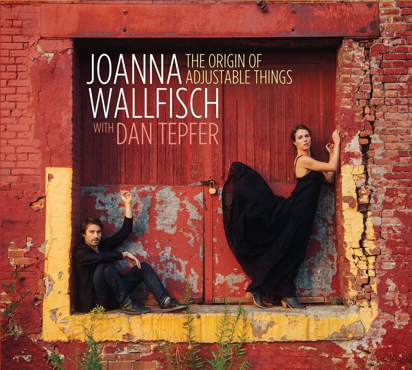 Joanna Wallfisch - The Origin of Adjustable Things