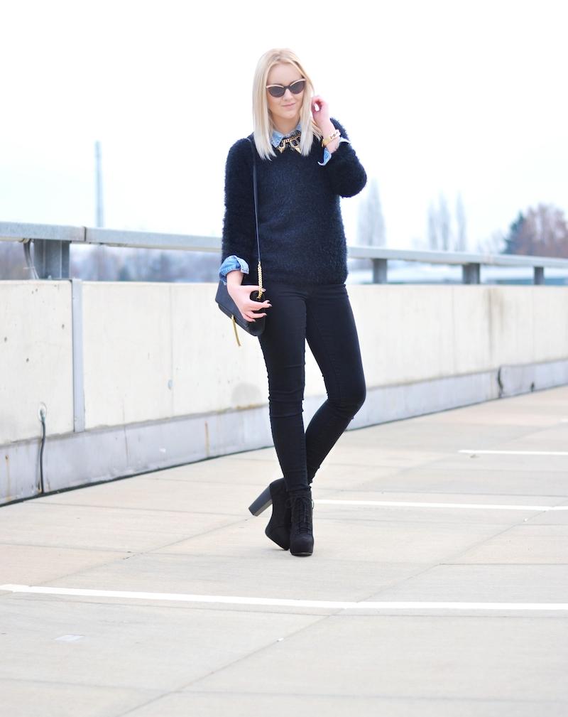 schickes_schwarzes_Outfit_Winter