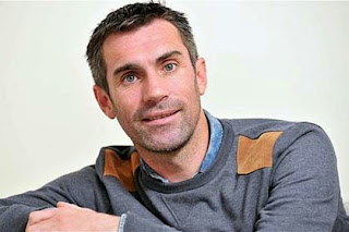 Keith Gillespie author of