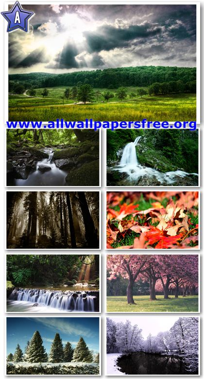 50 Amazing Nature HD Wallpapers 2560 X 1600 [Set 6]