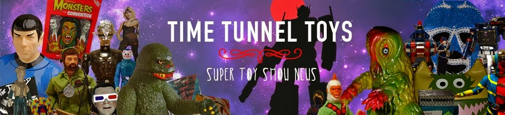 Time Tunnel Toys Super Toy Show