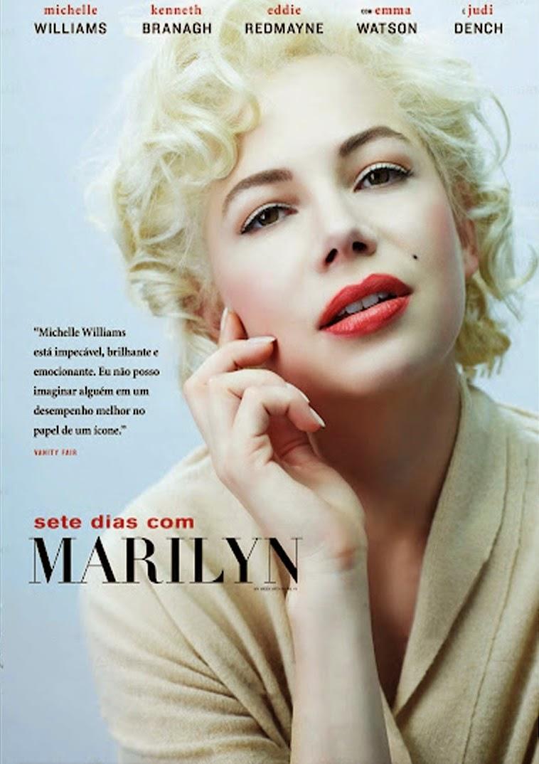 Sete Dias com Marilyn – Dublado (2011)
