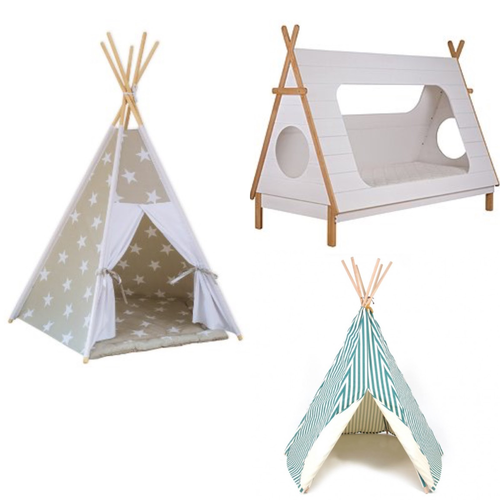 tipi zelt kinderzimmer | bnbnews.co, Schlafzimmer design