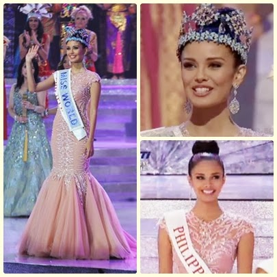 Megan Young is the Philippines' very first Miss World