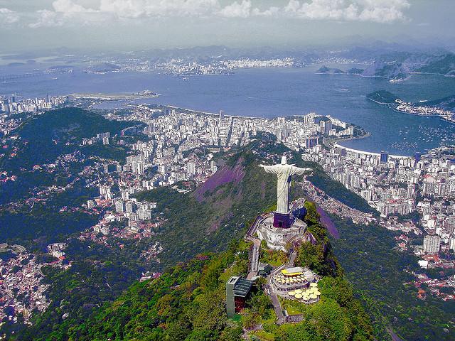 أكثر الأماكن التي تجذب السياح في البرازيل