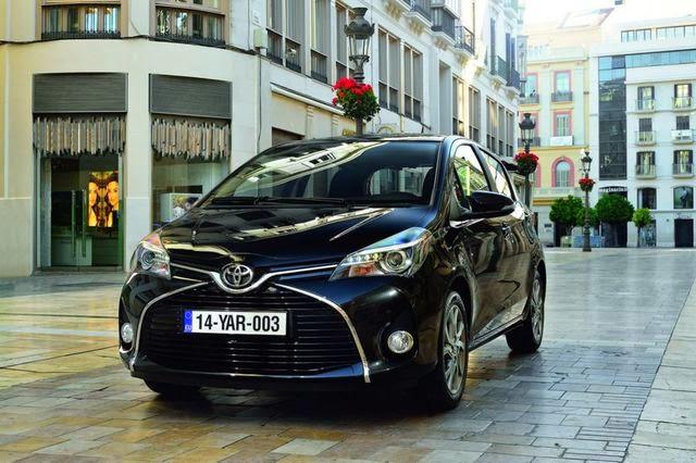 Spesifikasi, Review, Harga Toyota Yaris Terbaru 2015
