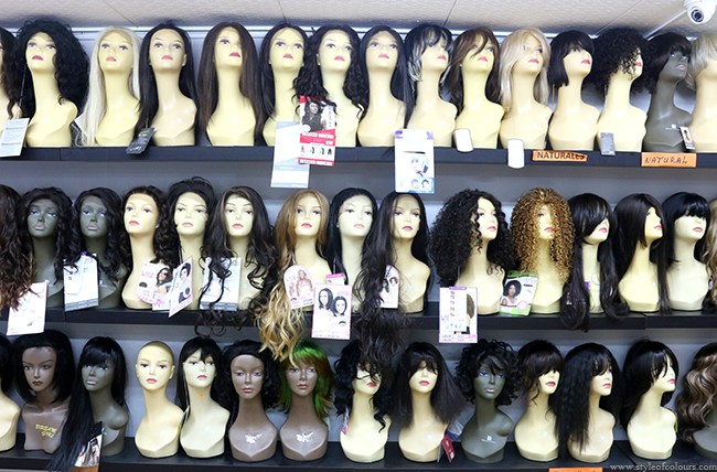 Hair Wigs from La Bella Cosmetics
