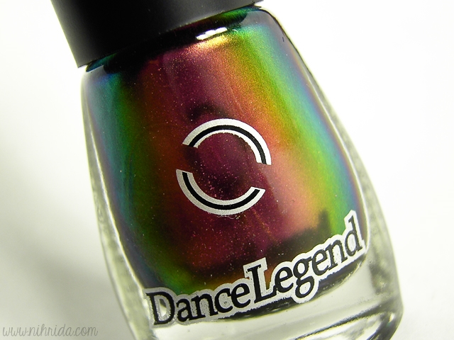 Dance Legend in Roz (Chameleon Collection)