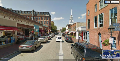 Pleasant Street, Newburyport, MA