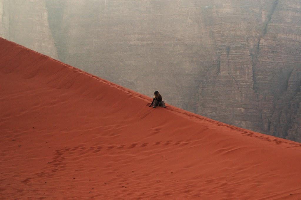 Wadi Rum – Jordania