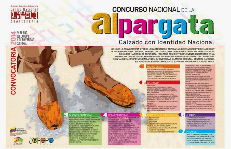 Yaracultura: Centro de Artesanía convoca al Concurso Nacional ...
