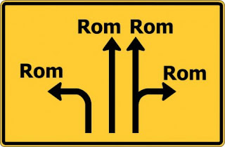 Bernice Zieba, Jan Zieba, Homeschool Blog, Homeschooling, Alle Wege führen nach Rom